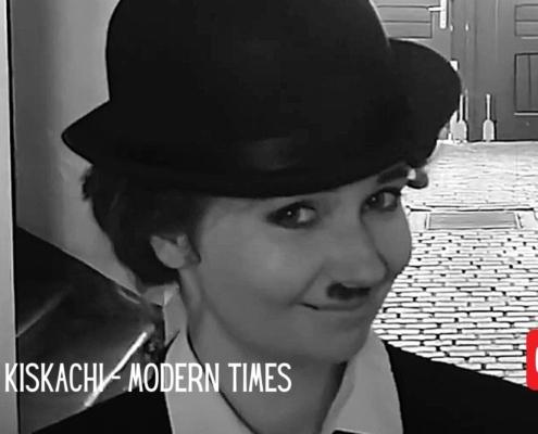 Anna Kiskachi plays Bohuslav Martinů's Deuxième pièce pour clavecin H.244